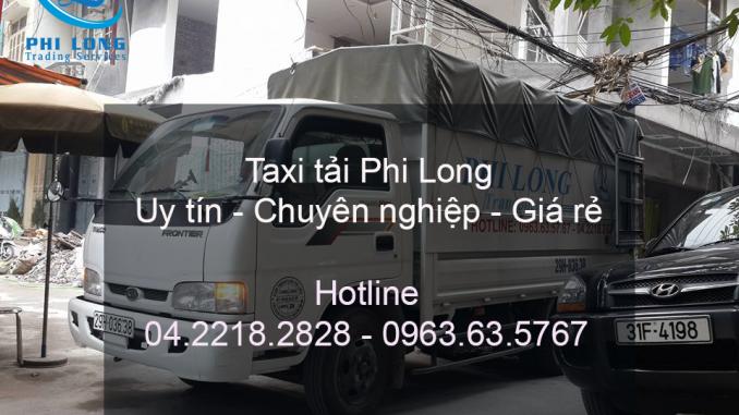 Cho thuê xe tải uy tín tại phố Bùi Thị Xuân