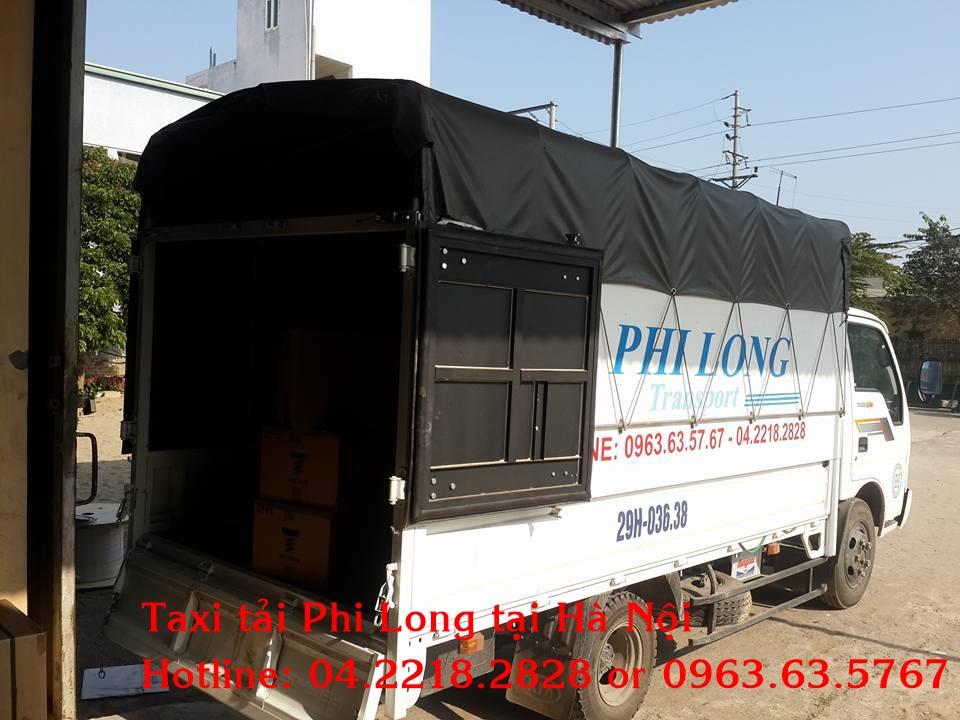 Dịch vụ taxi tải chuyên nghiệp tại phố Trường Chinh