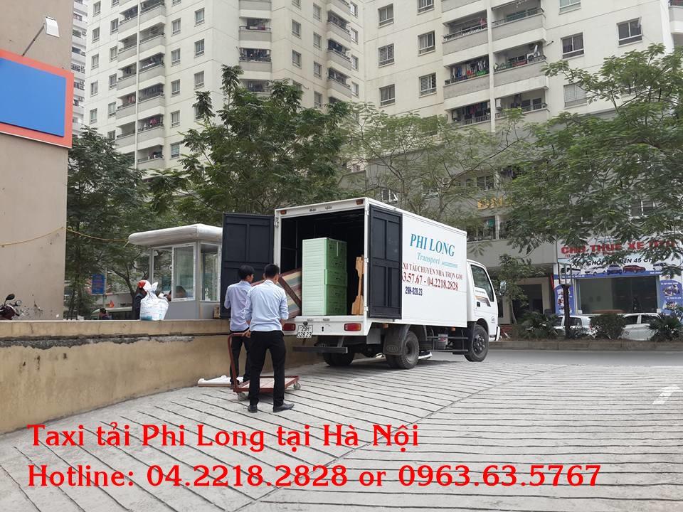Cho thuê xe tải uy tín tại phố Tô Vĩnh Diện