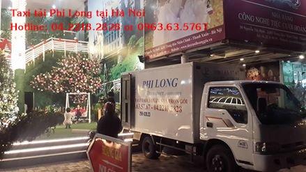 Dịch vụ taxi tải chuyên nghiệp tại phố Tố Hữu