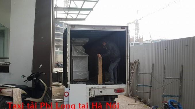 Dịch vụ taxi tải chuyên nghiệp tại phố Nhân Hòa