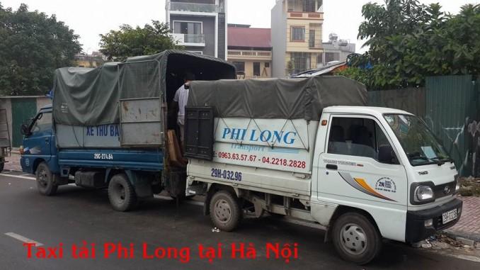 Cho thuê xe tải uy tín tại phố Nguyễn Ngọc Nại