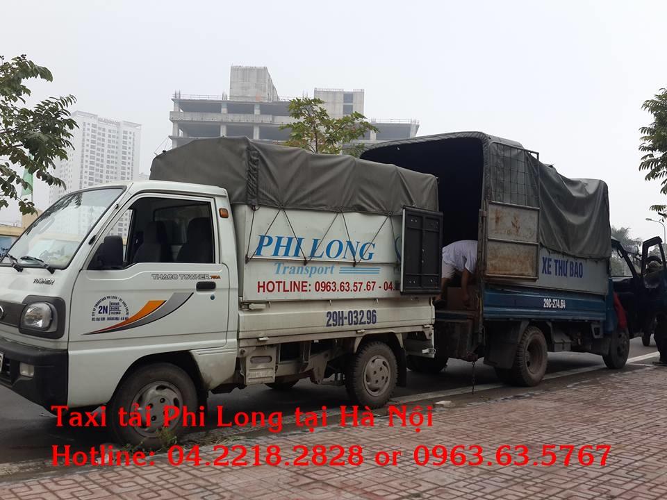 Dịch vụ taxi tải giá rẻ tại phố Nguyễn Ngọc Nại