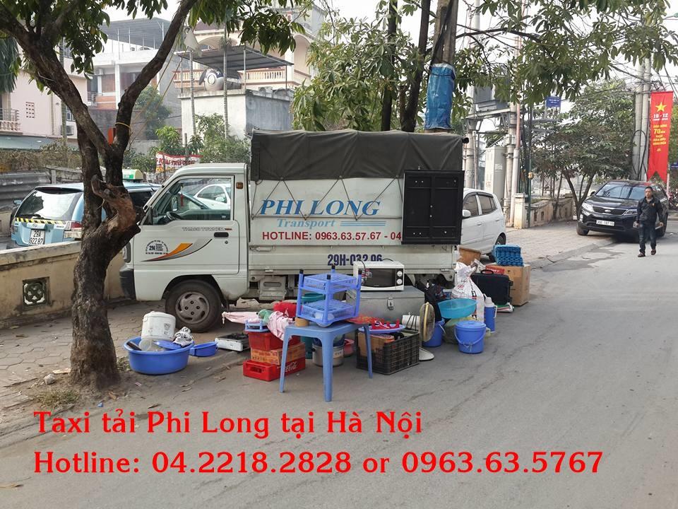 Cho thuê xe tải giá rẻ tại phố Nguyễn Lân