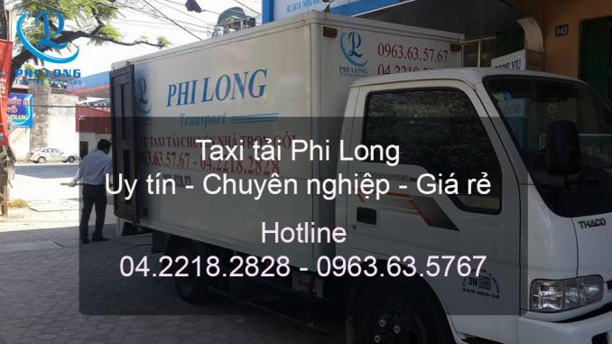 Cho thuê xe tải giá rẻ tại phố Bà Triệu