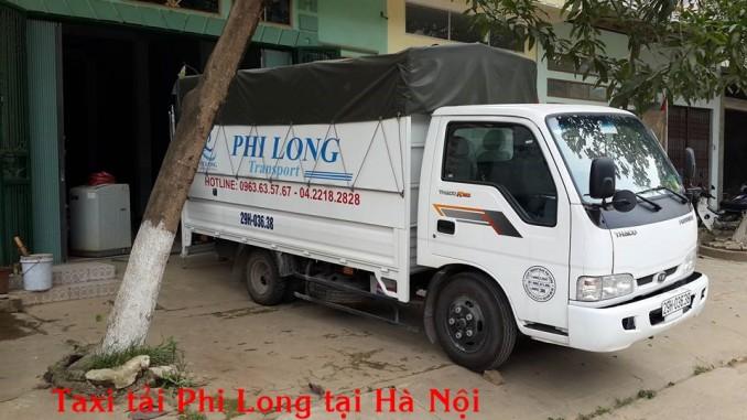 Dịch vụ taxi tải uy tín tại phố Nguyễn Huy Tưởng
