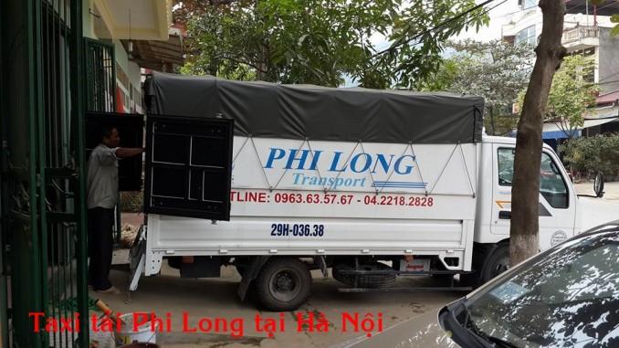 Cho thuê xe tải giá rẻ tại phố Ngụy Như Kon Tum
