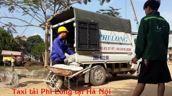 Dịch vụ taxi tải uy tín tại phố Ngụy Như Kon Tum