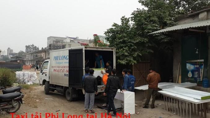 Dịch vụ taxi tải chuyên nghiệp tại phố Phan Đình Giót
