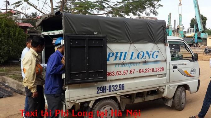 Cho thuê xe tải giá rẻ tại phố Lương Thế Vinh