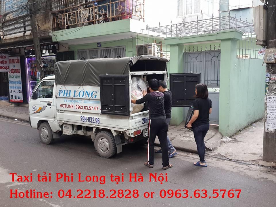 Cho thuê xe tải giá rẻ tại phố Lê Văn Thiêm