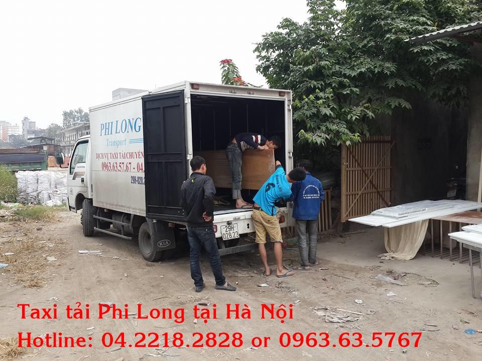 Cho thuê xe tải giá rẻ tại phố Nguyễn Văn Trỗi