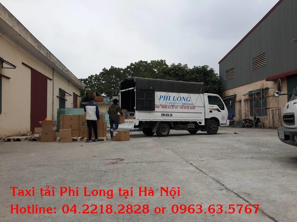 Dịch vụ taxi tải chuyên nghiệp tại phố Nguyễn Văn Trỗi
