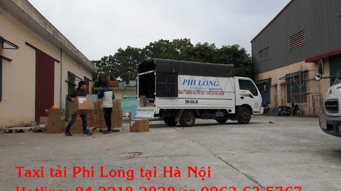 Cho thuê xe tải giá rẻ tại phố Nguyễn Tuân