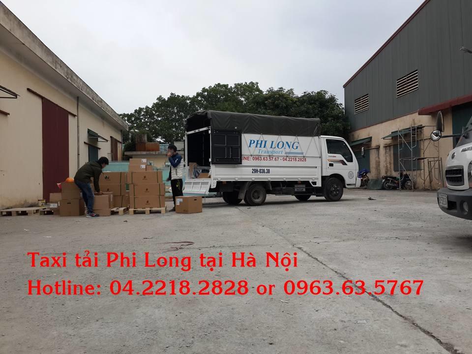 Vận tải Phi Long tại đường Phùng Hưng