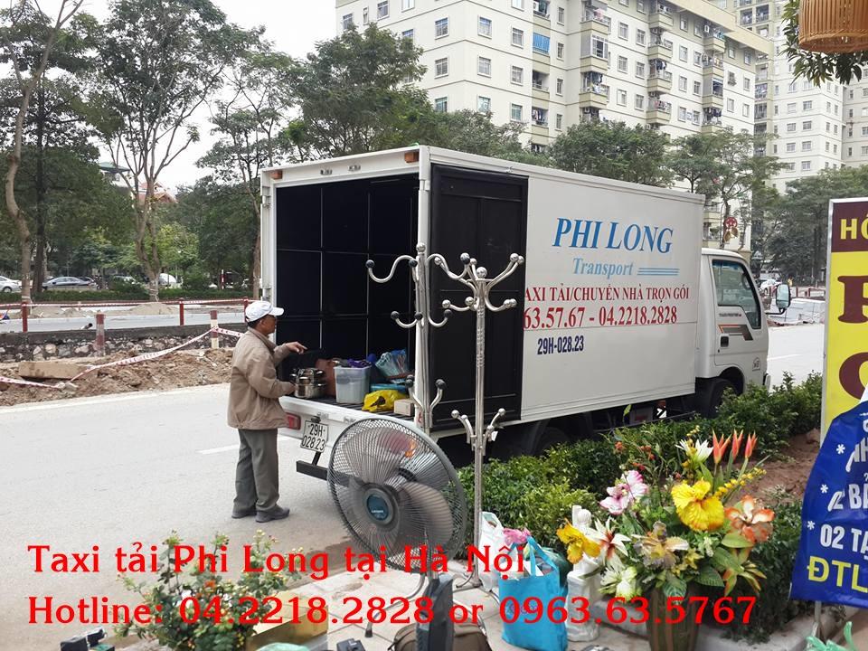Dịch vụ taxi tải chuyên nghiệp tại phố Nguyễn Tuân