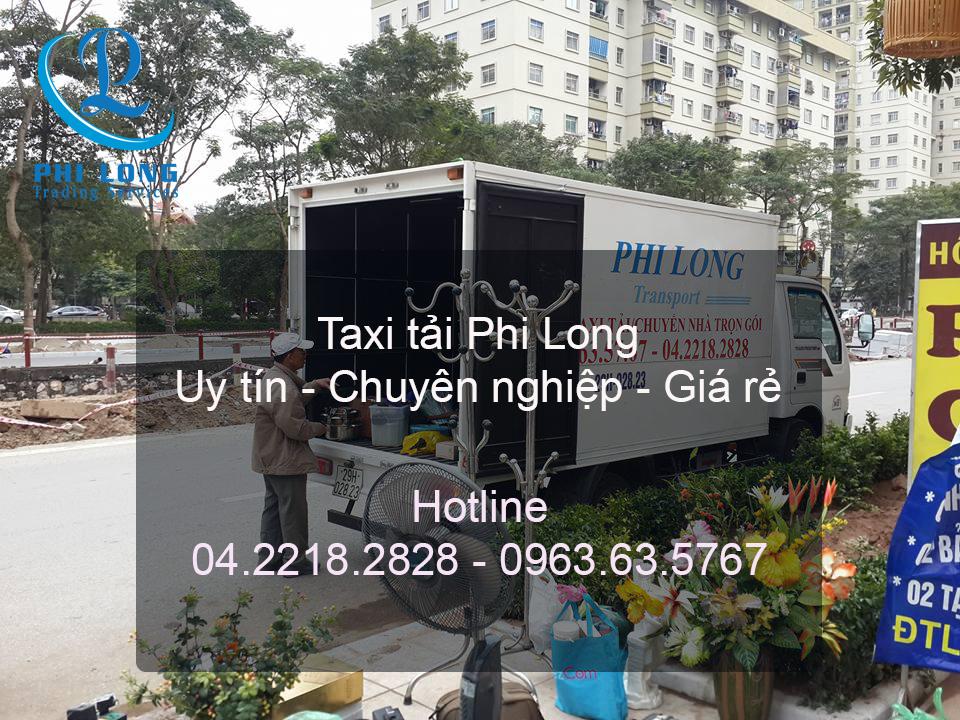 Cho thuê xe tải uy tín tại phố Vũ Trọng Phụng