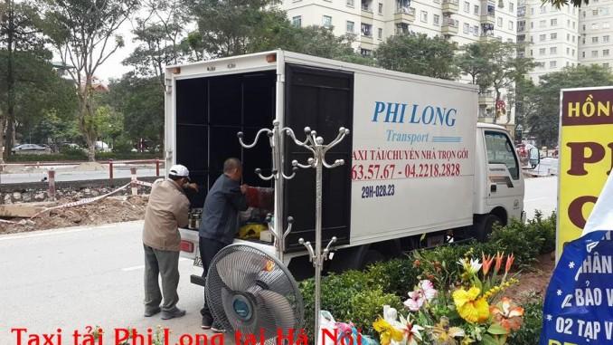 Cho thuê xe tải uy tín tại phố Nguyễn Quý Đức