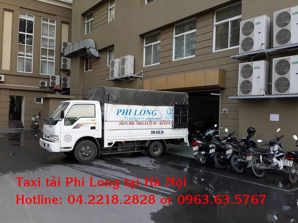 Dịch vụ taxi tải uy tín tại phố Lê Văn Thiêm