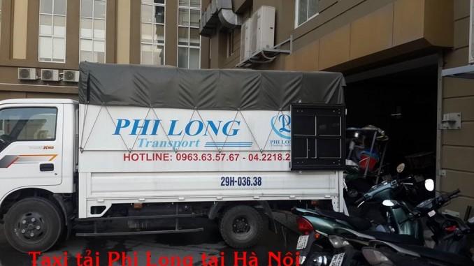 Cho thuê xe tải giá rẻ tại phố Lê Trọng Tấn