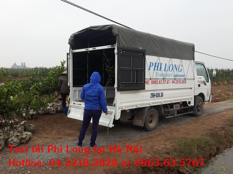 Dịch vụ taxi tải uy tín tại phố Lê Trọng Tấn