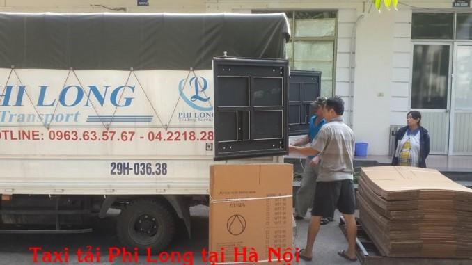 Cho thuê xe tải giá rẻ chuyên nghiệp tại phố Chiến Thắng