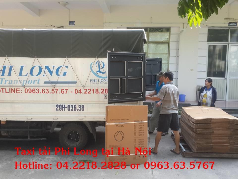 Cho thuê xe tải giá rẻ tại phố Hoàng Văn Thái
