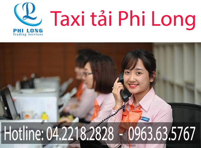 Dịch vụ taxi tải uy tín tại phố Khương Trung
