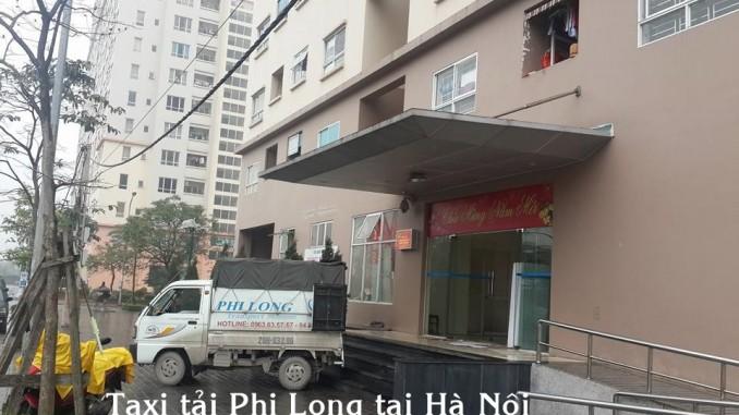 Cho thuê xe tải giá rẻ tại phố Đỗ Ngọc Du