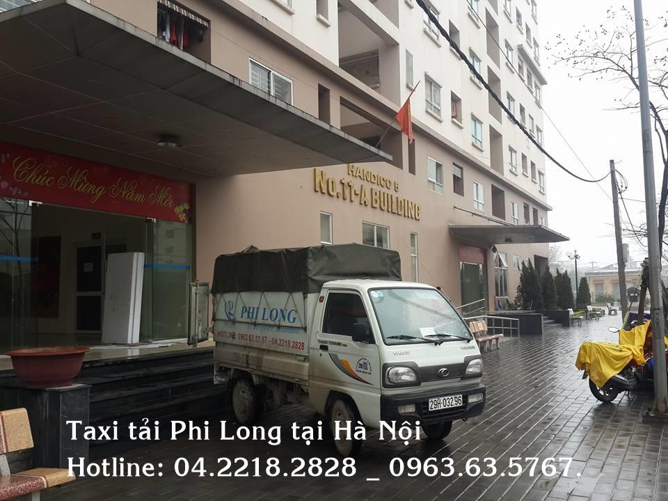 Dịch vụ taxi tải giá rẻ tại phố Đoàn Trần Nghiệp