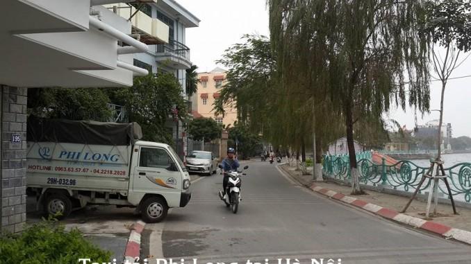 Cho thuê xe tải chuyên nghiệp tại phố Đoàn Trần Nghiệp