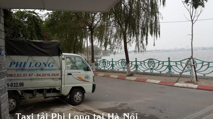 Cho thuê xe tải uy tín tại phố Đại La