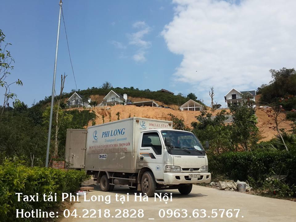 Dịch vụ taxi tải giá rẻ tại phố Đại La