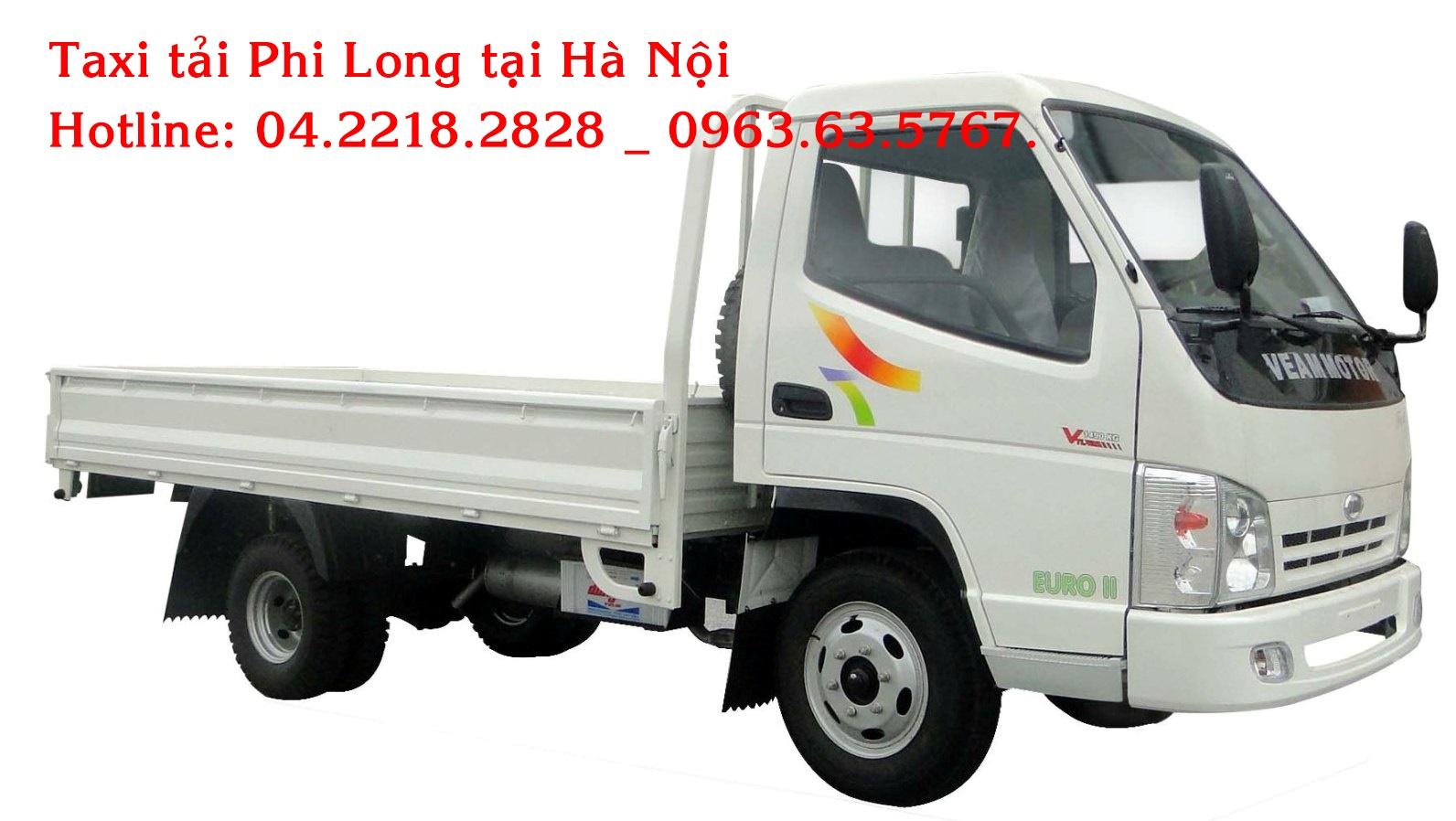 Cho thuê xe tải chuyên nghiệp tại phố Hồ Xuân Hương