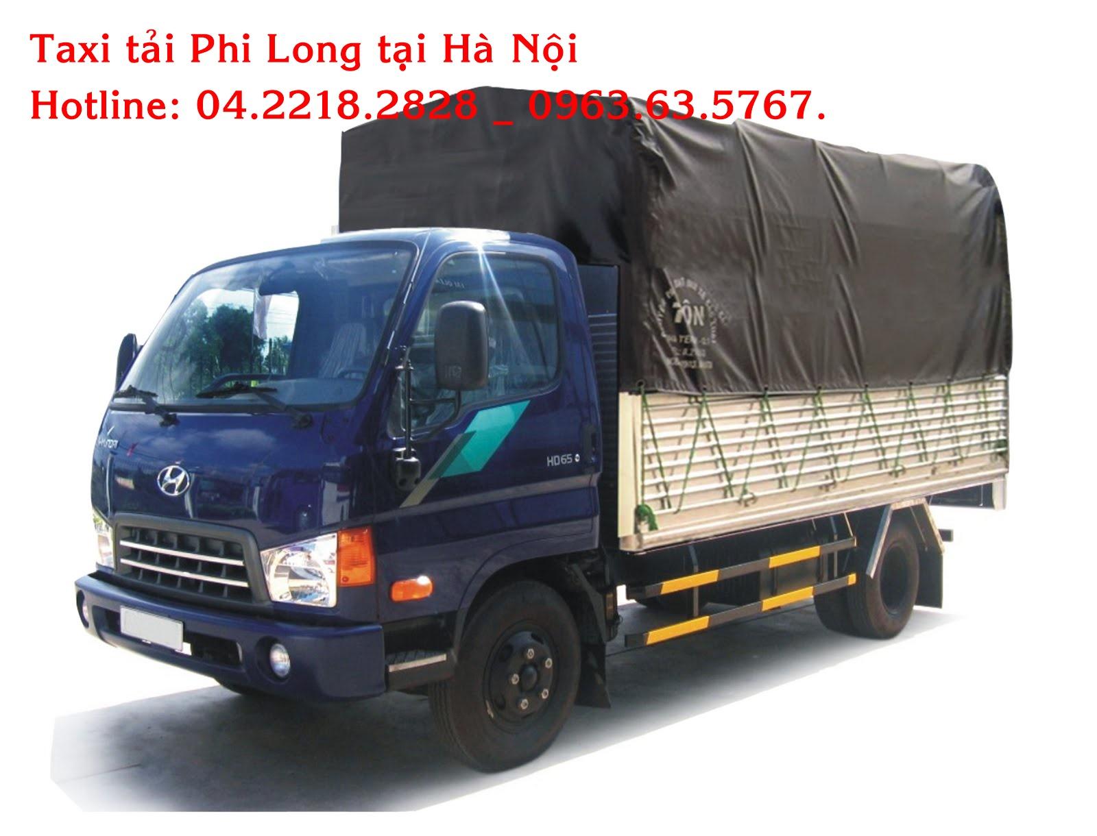 Dịch vụ taxi tải giá rẻ tại phố Hàng Chuối