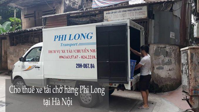 Cho thuê xe tải chở đồ tại phố Huỳnh Văn Nghệ-0963.63.5767