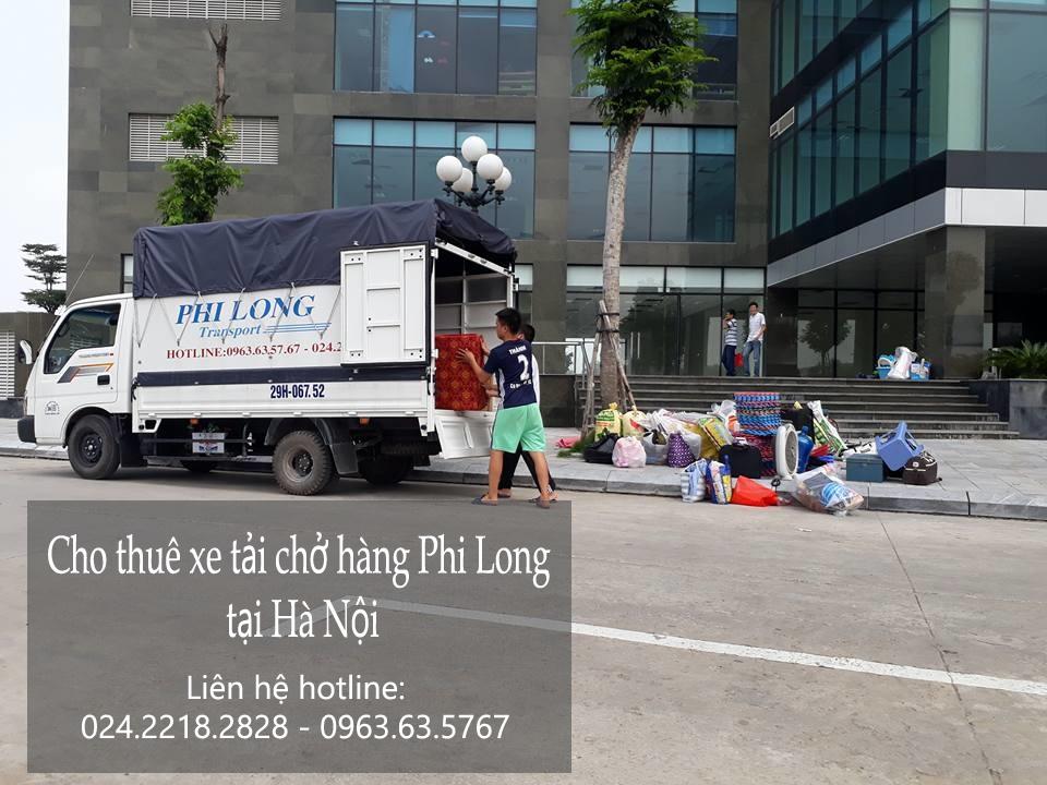 Dịch vụ thuê xe tải nhỏ tại phố Mai Phúc-0963.63.5767.