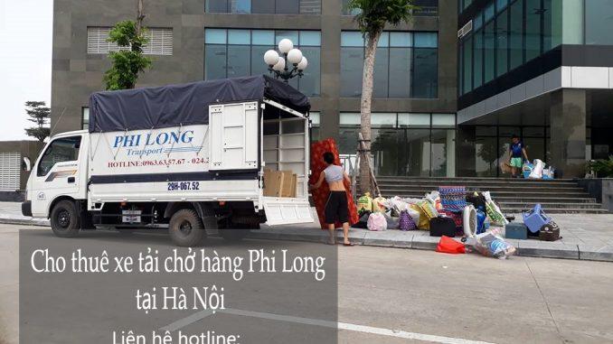 Dịch vụ thuê xe tải phố Gầm Cầu-0963.63.5767