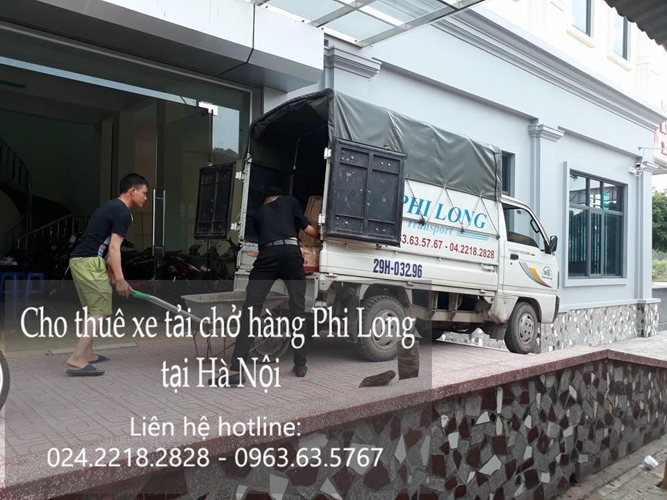 Dịch vụ thuê xe tải chuyên nghiệp phố An Trạch