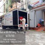 Dịch vụ thuê xe tải chở hàng tại phố Ỷ Lan