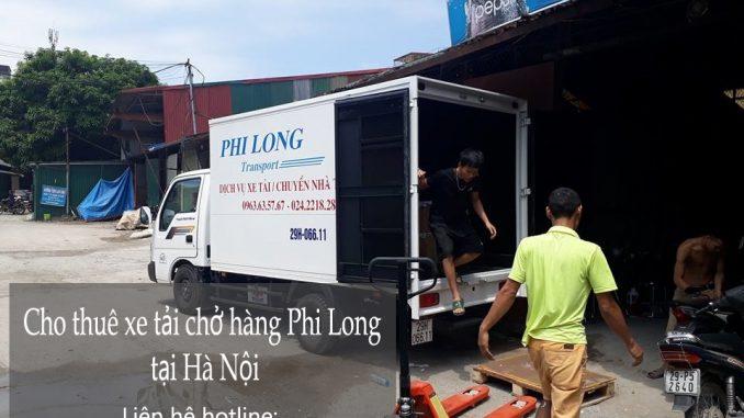Cho thuê xe tải 1 tấn tại phố Lý Nam Đế