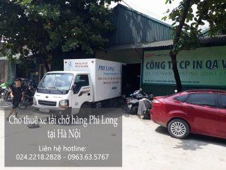 Cho thuê xe tải 5 tạ tại phố Nam Dư