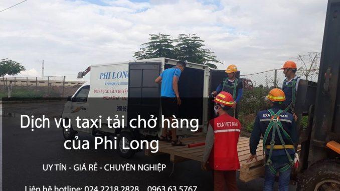 Dịch vụ thuê xe tải tại phố Bùi Xương Thạch