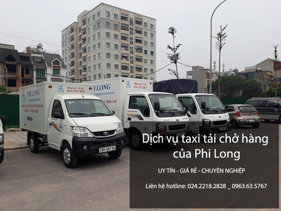 Cho thuê xe tải 1 tấn tại phố Phúc Hoa