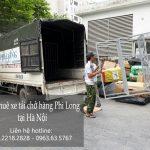 Dịch vụ cho thuê xe tải chuyển nhà trọn gói giá rẻ tại phố Hào Nam