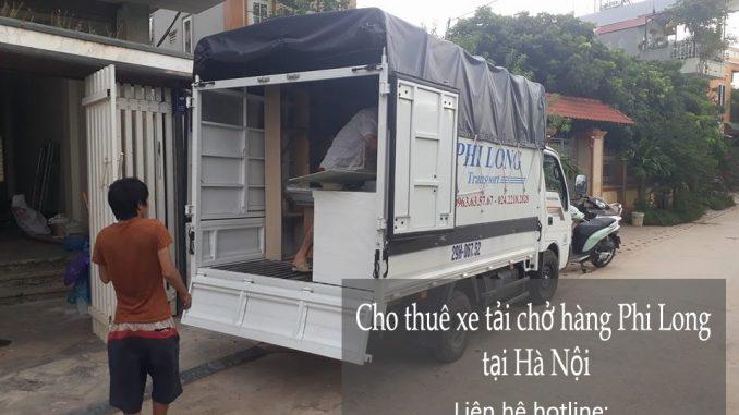 Dịch vụ cho thuê xe tải giá rẻ tại phố Đàm Quang Trung