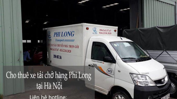 Cho thuê xe tải tại phố Nguyên Khiết-0963.63.5767