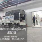 Dịch vụ thuê xe tải nhỏ tại phố Vĩnh Hồ