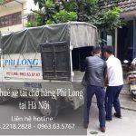 Dịch vụ cho thuê xe tải chở hàng giá rẻ tại phố Bích Câu