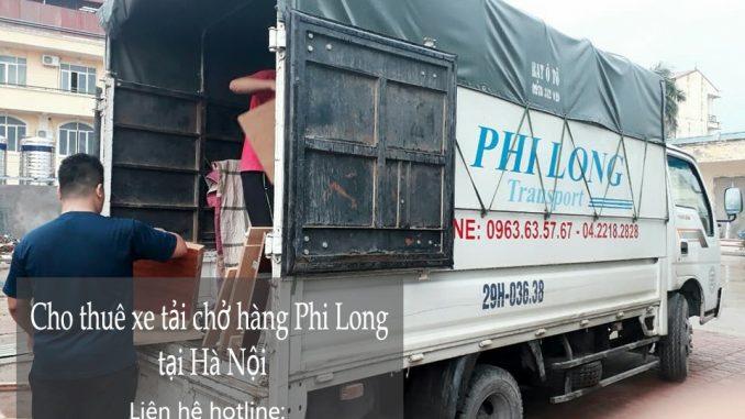Cho thuê xe tải giá rẻ tại phố Tân Thụy-0963.63.5767